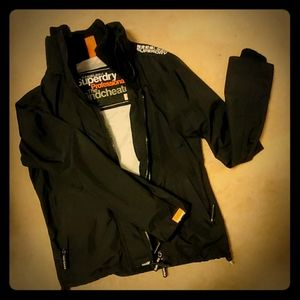 Superdry Professional Windcheater Jacket